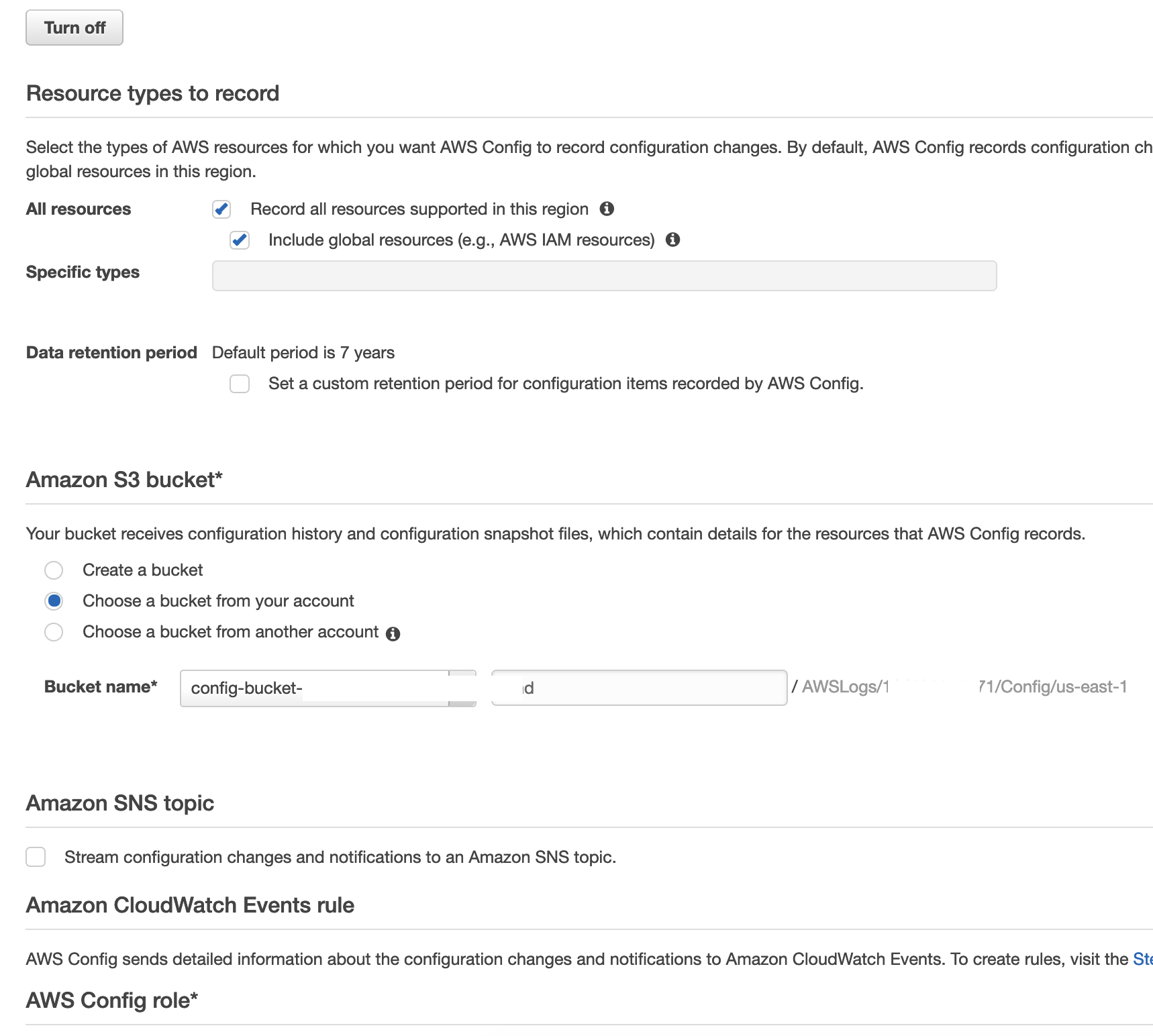 Continuous Compliance on AWS using AWS Config Rules | Stelligent